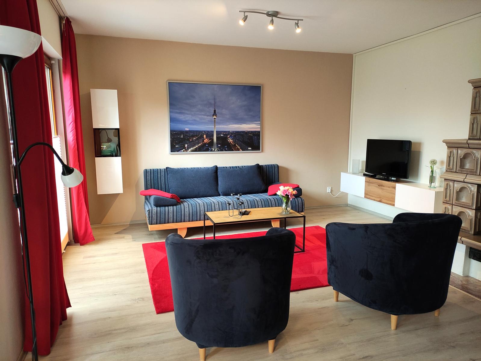 ab 75 ferienwohnung 1 haus erhard in berlin lichtenrade ferienwohnung in berlin. Black Bedroom Furniture Sets. Home Design Ideas