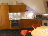 """großzügige Wohnküche - überkomplett ausgestattet - Bild 12: exklusiv Wohnen in Berlin-Mitte/Tiergarten im """"Blueberry Hill"""""""
